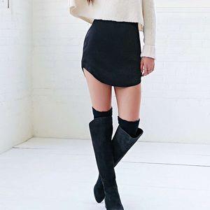 EUC Silence + Noise for UO Knitted Mini Skirt